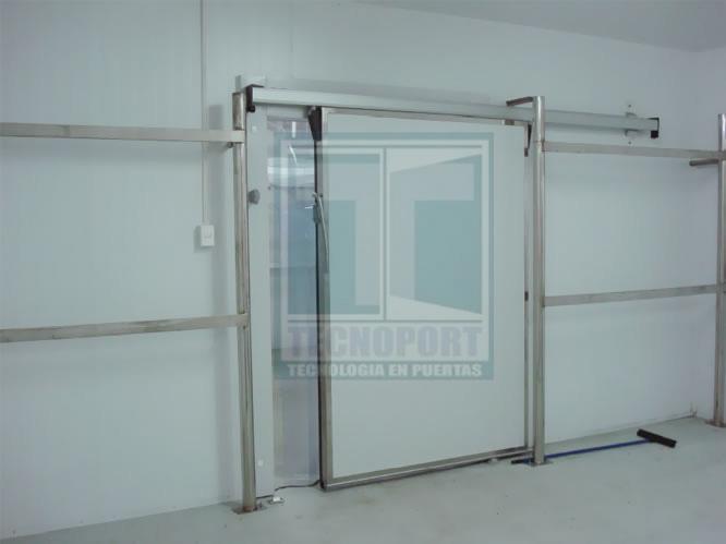 tecnoport puertas industriales puertas frigorificas